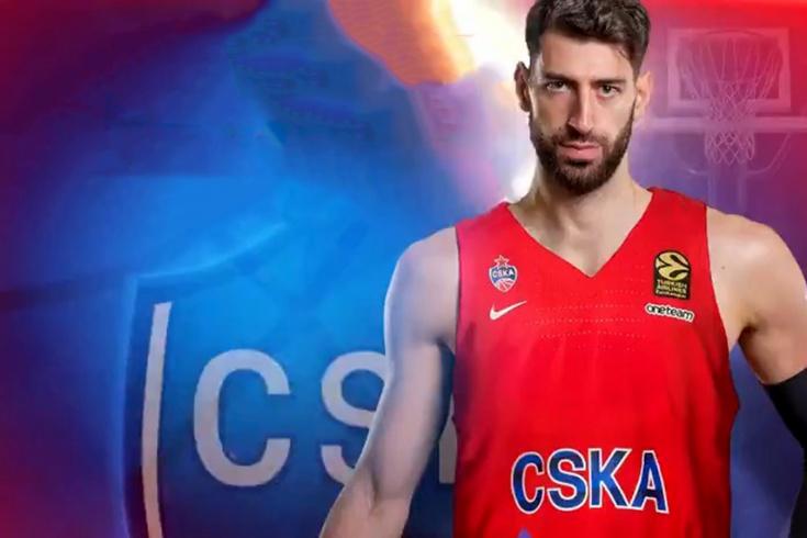 Форвард Торнике Шенгелия — официально игрок ЦСКА. Критики из Грузии не сорвали трансфер