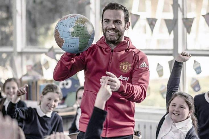 Хуан Мата — самый скромный футболист в мире