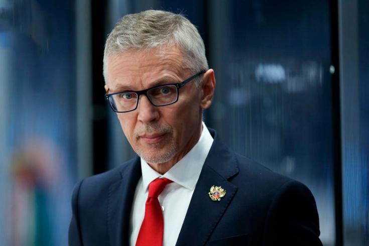 МЧМ-2021, Россия – Австрия, что говорил Игорь Ларионов после игры