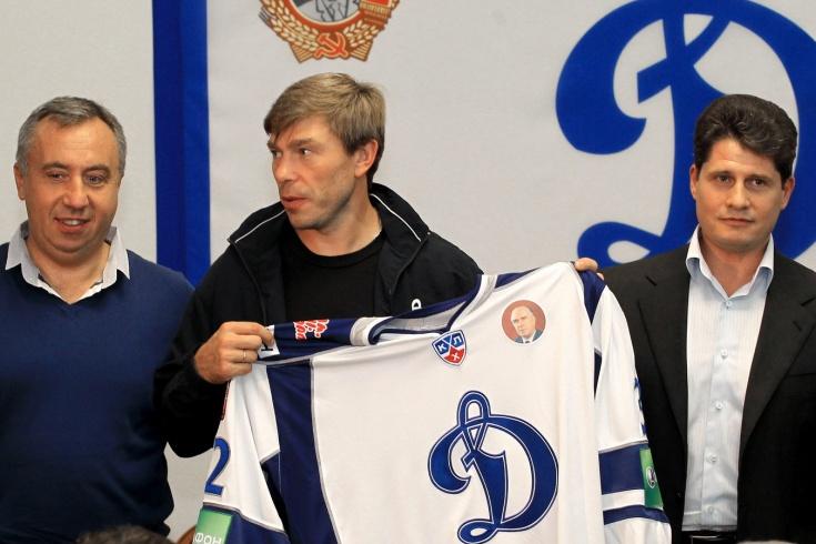 Михаил Тюркин стал новым генеральным директором московского «Динамо», ранее он был президентом и вице-президентом клуба