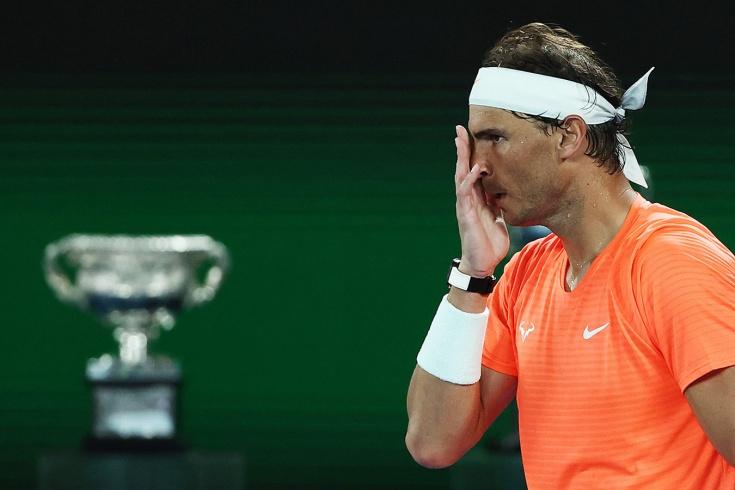 Сенсация на Australian Open – 2021: Надаль выбыл из борьбы. В 1/2 финала сыграют Медведев – Циципас