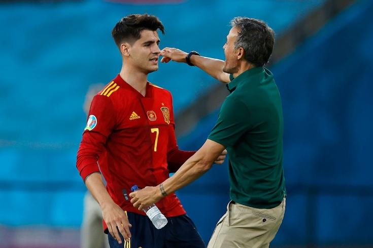 Словакия — Испания. Прогноз на матч 23.06.2021 ЧЕ