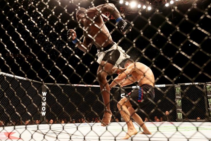 UFC 261, Юрайа Холл – Крис Вайдеман, когда состоится бой, видео
