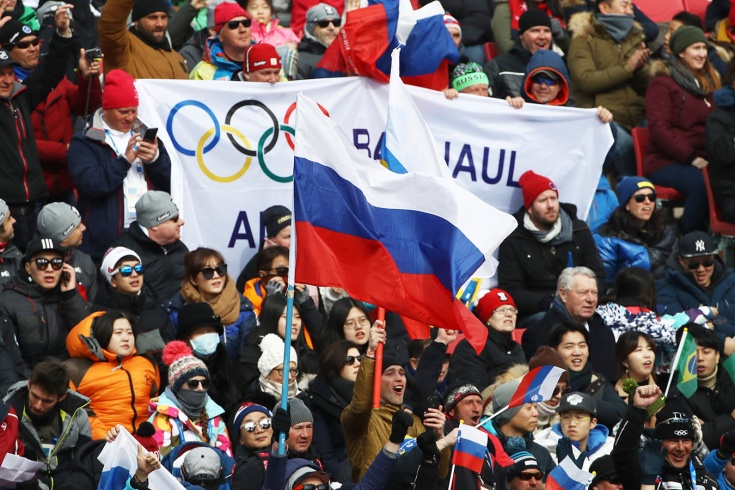 Россия должны выплатить ВАДА $ 1 млн
