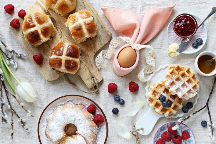 Как приготовить ПП-кулич на Пасху? 5 полезных рецептов праздничной выпечки