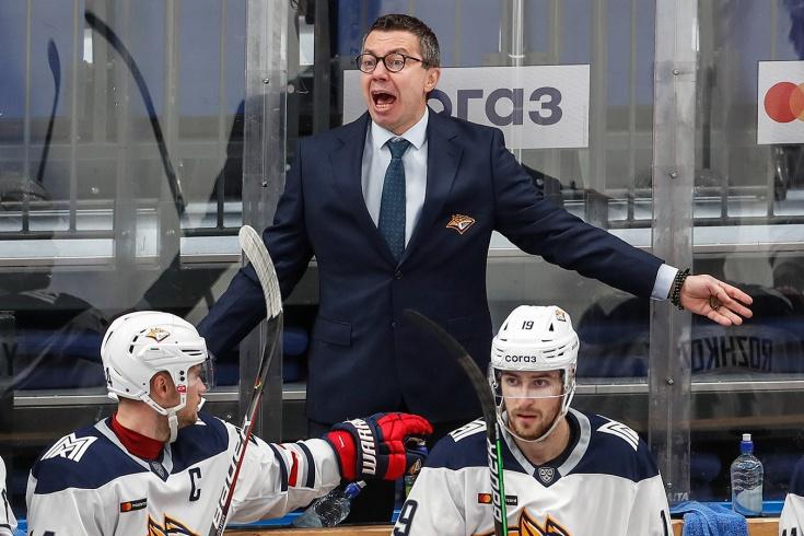 ЦСКА пропустил четыре за период! «Магнитка» возвращает былую мощь на Востоке