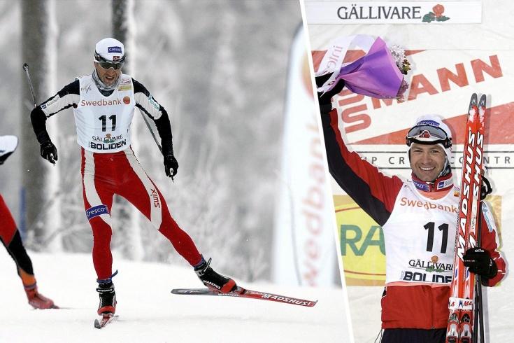 История уникальной победы Бьорндалена в лыжах
