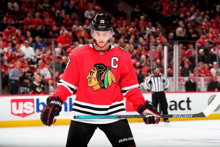 «Смотрим вперёд с оптимизмом». Капитан «Чикаго» хочет вернуться в хоккей после болезни