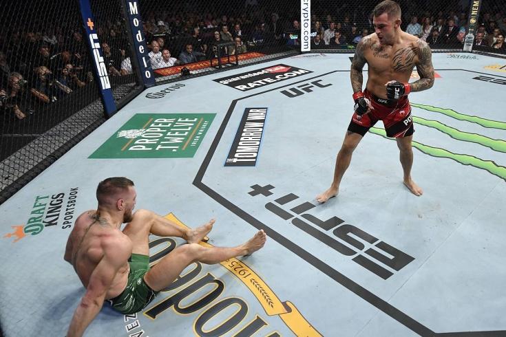 UFC 264, Порье-Макгрегор 3, прямая трансляция
