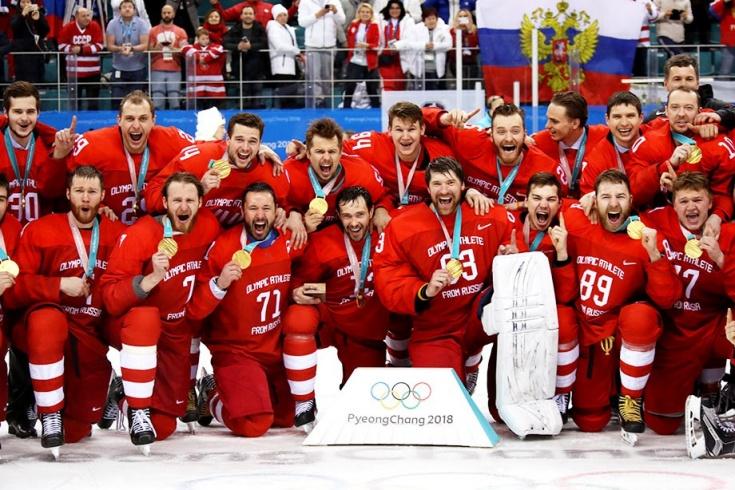 хоккей олимпиады на ставки