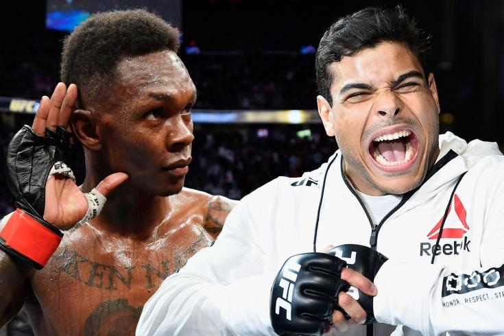 Худощавый клоун против перекаченного Рикки Мартина. В UFC ожидается супер-бой
