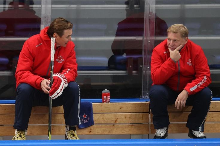 Российская тренерская хоккейная школа