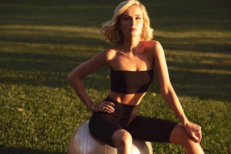 Как худела и теперь поддерживает форму Полина Гагарина? Тренировки и питание певицы