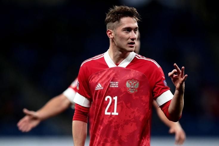 За себя и за брата. Антон Миранчук становится важным игроком для сборной – и это сюрприз