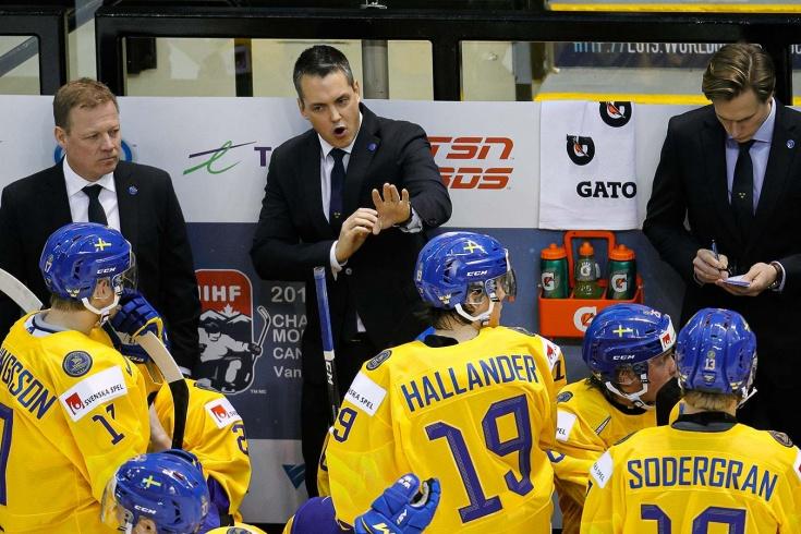 В федерации хоккея Швеции готовы рассмотреть вариант с отказом от участия в МЧМ-2021