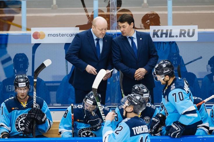 «Сибирь» проиграла шесть матчей подряд в сезоне