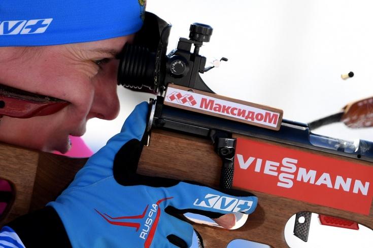 Тренер по стрельбе Гурьев объяснил провал россиянок в индивидуальной гонке на ЧМ-2020