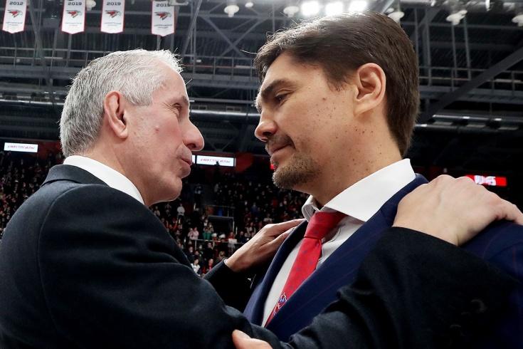 Что может измениться в российском хоккее, почему стиль игры клубов КХЛ должен быть другим