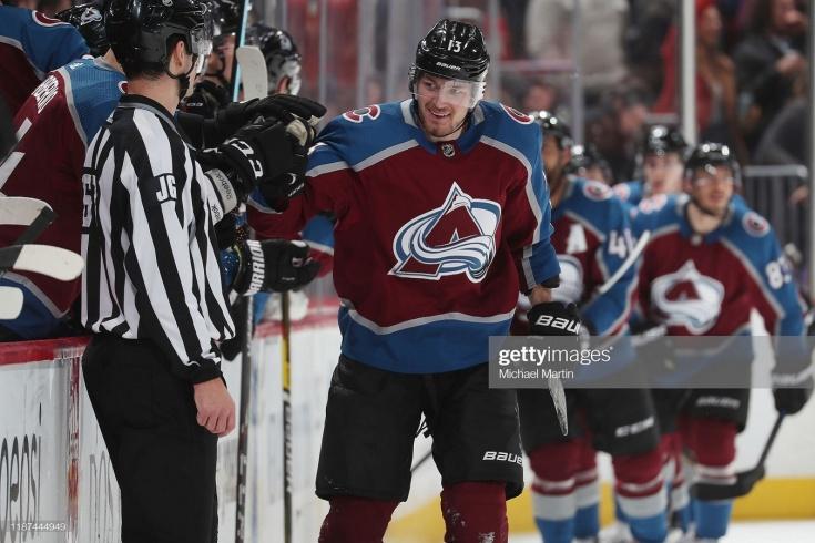 Ничушкин забил пятый гол в сезоне НХЛ
