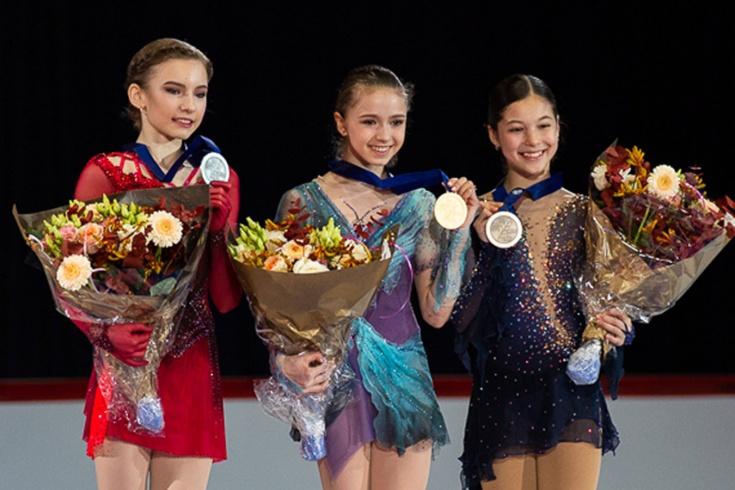 Сборная России уверенно выиграла юниорский чемпионат мира по фигурному катанию 2020