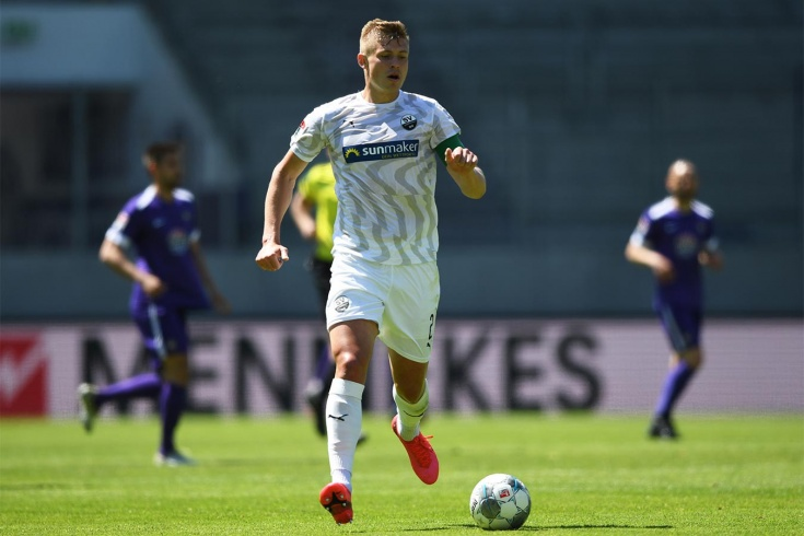 «Зандхаузен» — «Арминия», 12 июня 2020, прогноз и ставка на матч второй Бундеслиги
