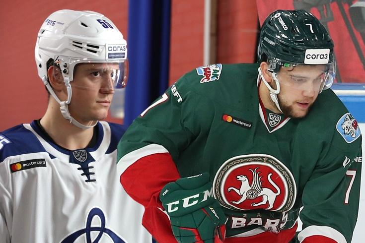Хоккеисты из команд КХЛ, которым нужен обмен