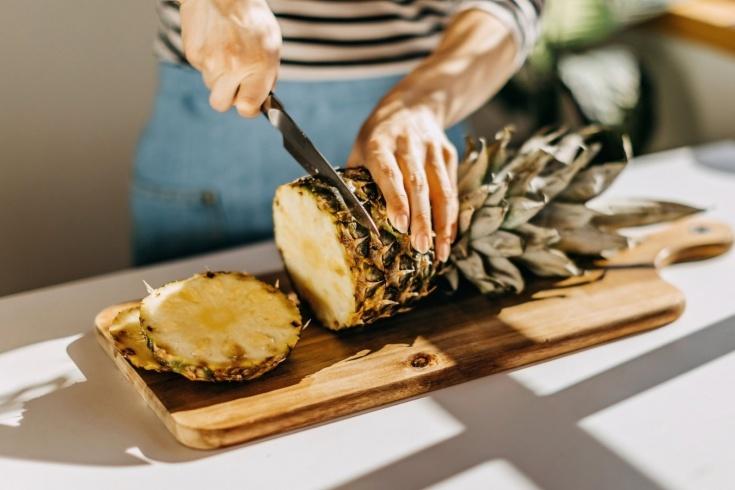 От ананаса худеют: правда или миф