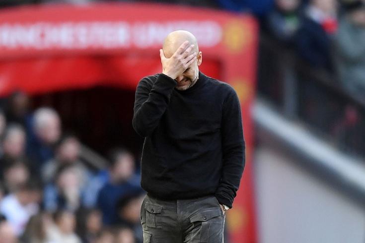 «Манчестер Юнайтед» — «Манчестер Сити» — 2:0