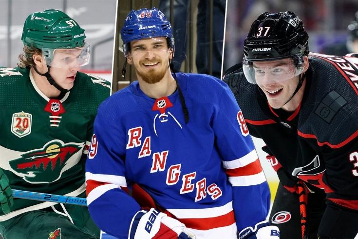 Российские игроки НХЛ без контрактов на сезон-2021/2022, сколько получат Овечкин, Бучневич, Капризов