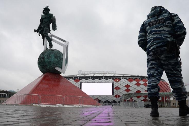 Власти будут судиться со «Спартаком»