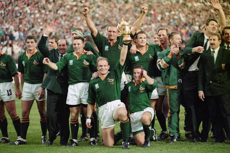Чемпионат мира по регби 1995 спас ЮАР от расового конфликта между темнокожими и белыми