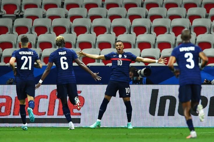 Франция — Болгария. Прогноз на матч 08.06.2021