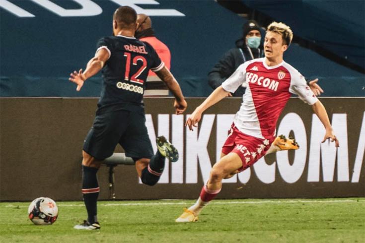 «ПСЖ» – «Монако» – 0:2, обзор матча, 21 февраля