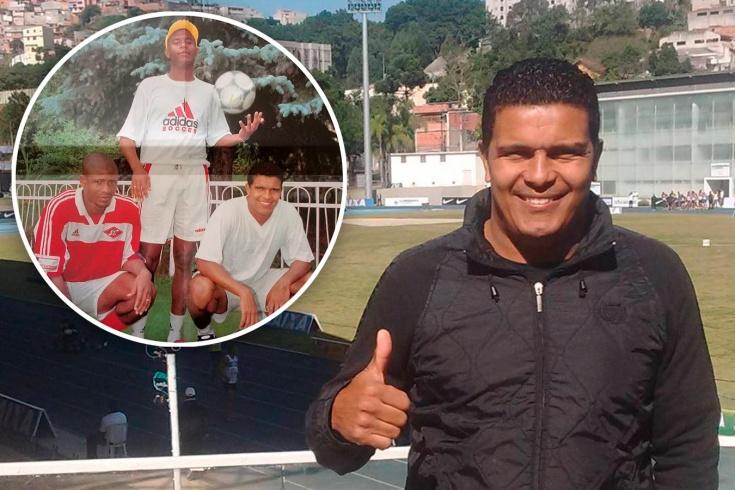 Интервью с Алешандре — одним из первых бразильцев в «Спартаке»