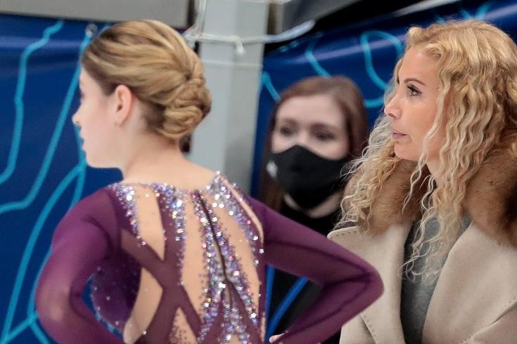 Алёна Косторная вернулась к Этери Тутберидзе, но шансов вернуться на вершину у неё почти нет – почему? - Чемпионат