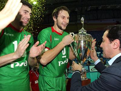 Кубок прописался в Сибири