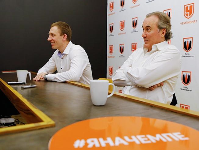 Николаев и Черных