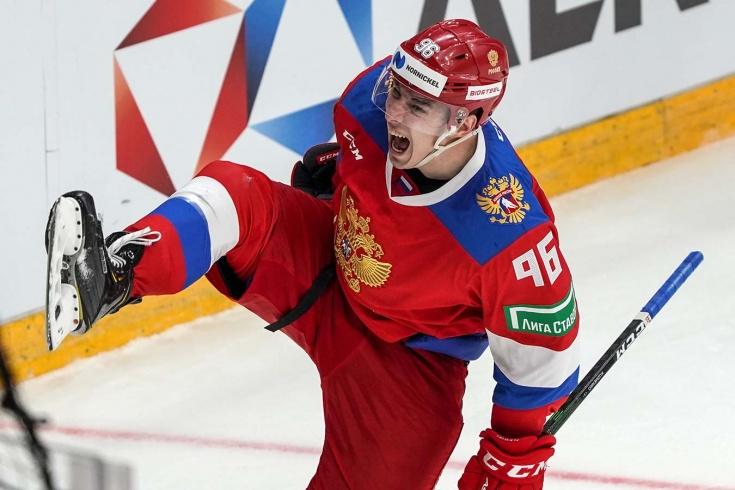 Россия вымучила победу в первом матче Брагина. Всё решил изящный буллит Кузьменко