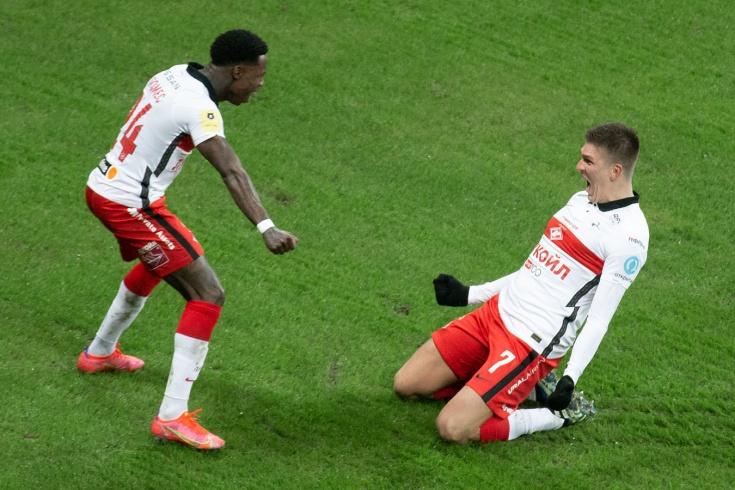 Соболев забил семь голов за четыре тура РПЛ. Лучший российский форвард прямо сейчас?