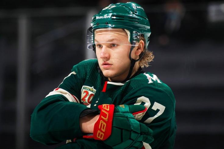Почему Капризов не подписывает новый контракт в НХЛ, где будет играть Капризов