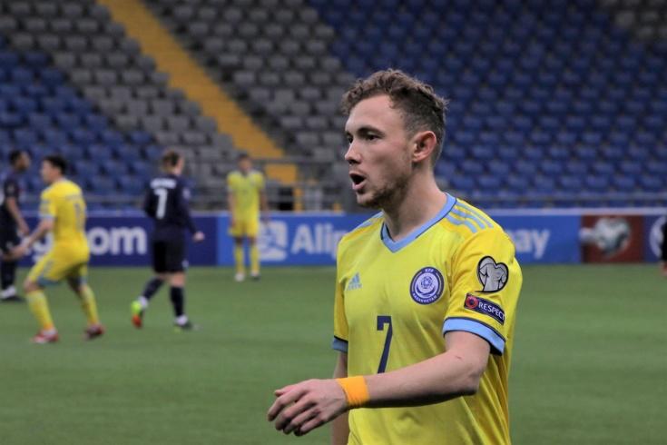 Скандал в отборе ЧМ-2022! Герой матча Казахстан — Украина попался на допинге