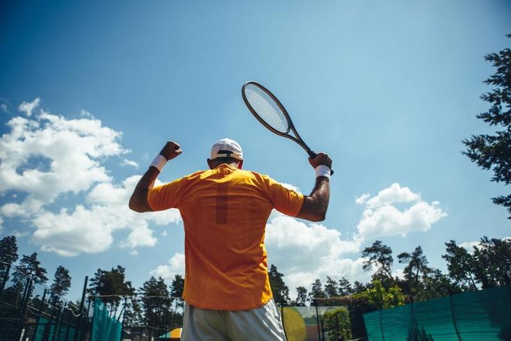 Самые нелепый теннисный матч в истории. Украинца разгромили за 22 минуты, видео