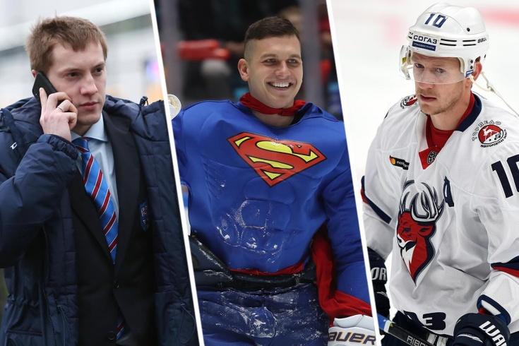 Какие хоккеисты КХЛ в следующем сезоне будут перезагружать карьеру