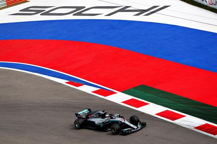 Россия может принять сразу два этапа Формулы-1