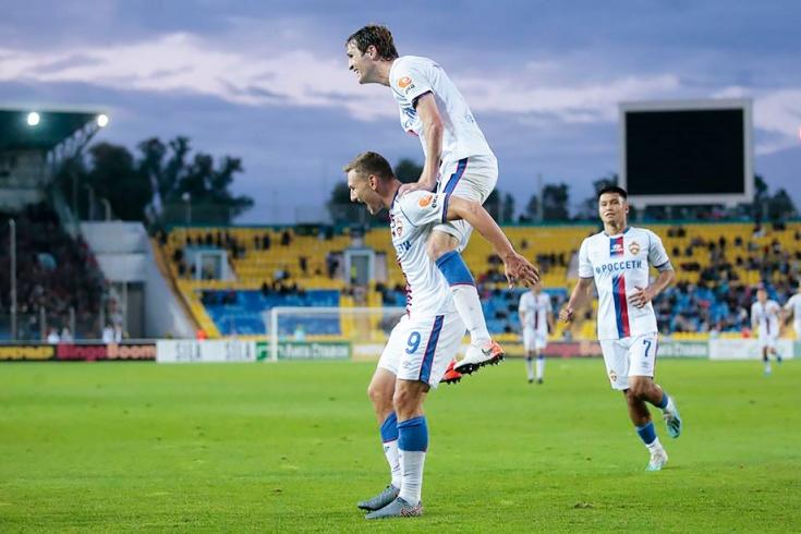 «Рубин» – ЦСКА – 0:1, 4 августа 2019 года