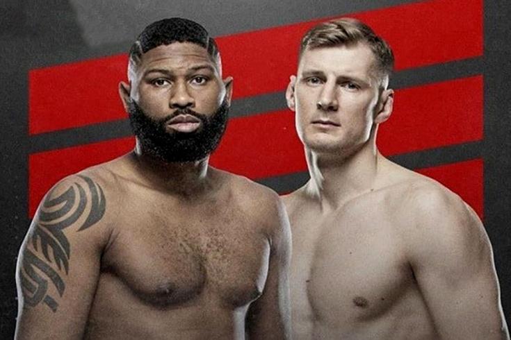 Волков – Блейдс, UFC Fight Night, дата боя, прямая трансляция, ставки и коэффициенты