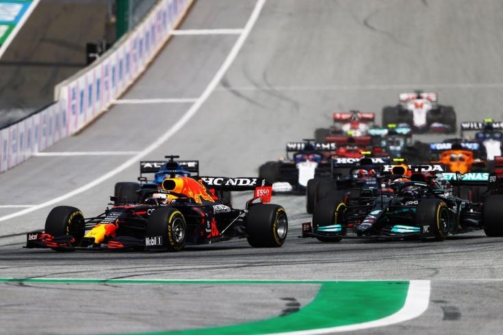 Гран-при Штирии 2021, как прошла гонка