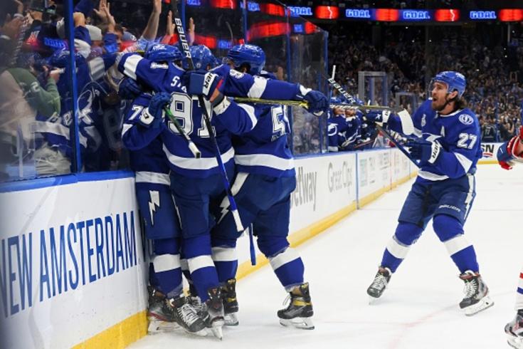 «Тампа» — «Монреаль» —, видео, голы, обзор матча финала плей-офф НХЛ