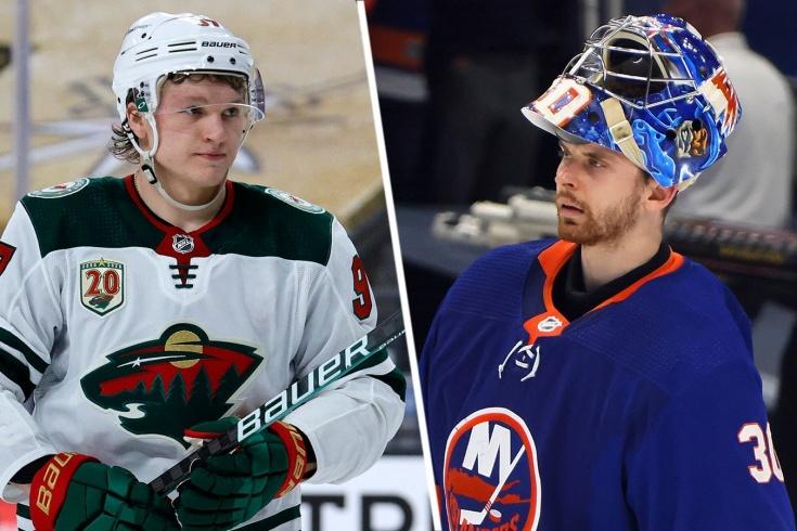 Сорокин и Капризов продлят контракты? Лучшие ограниченно свободные агенты в НХЛ