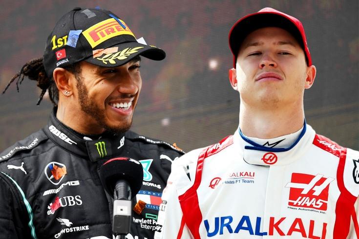Сколько заработают гонщики Формулы-1 в сезоне-2021: 1 млн у Мазепина, 45 млн у Хэмилтона